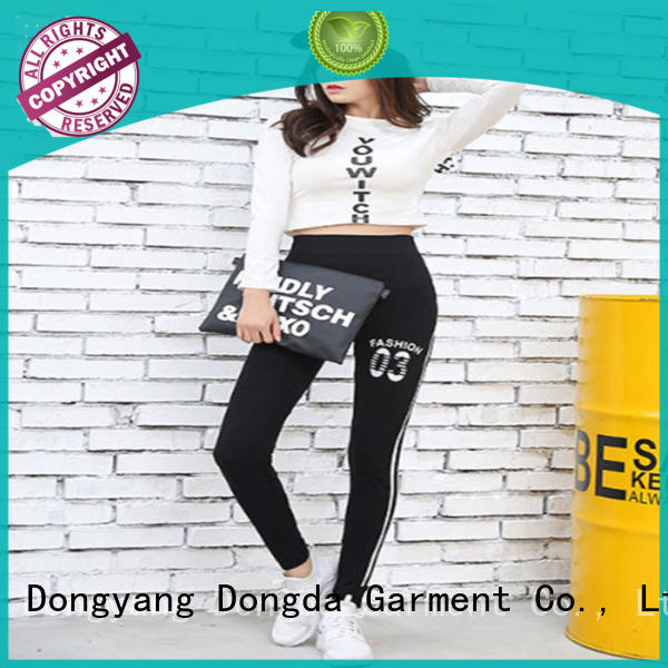 Dongda Wholesale womens exercise leggings company for sweating