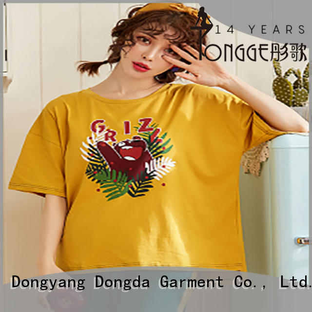pyjama manufacturers loose for women Dongda