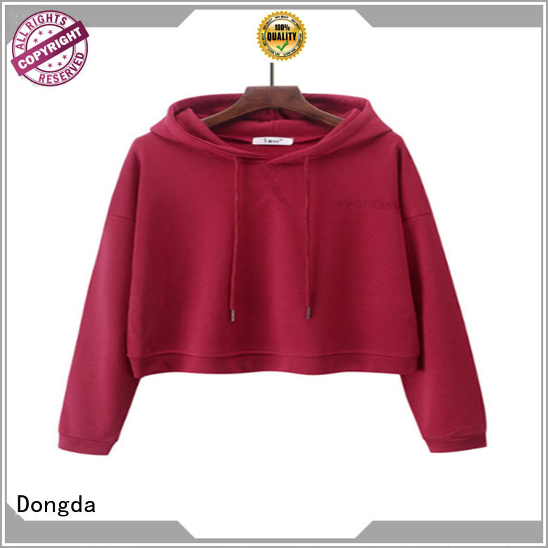Dongda oversized ladies hoodies for business for ladies