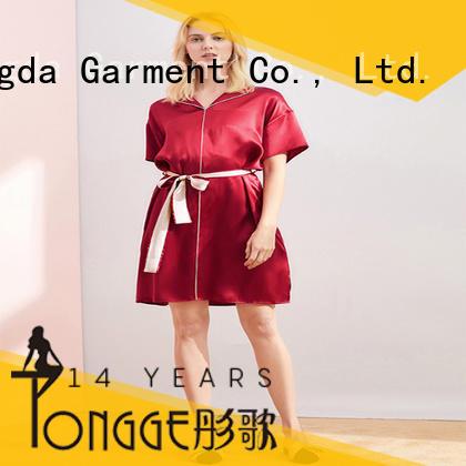 Dongda factory price womens sleepwear silk for sale