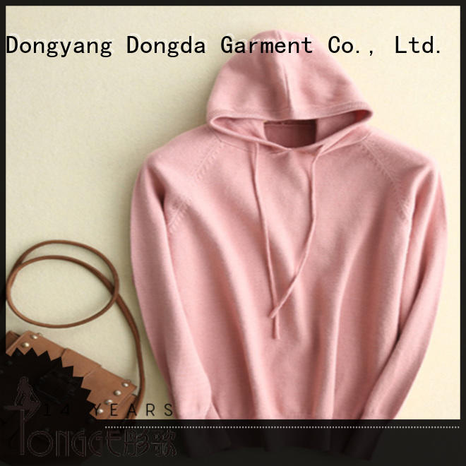 Over-size Long-sleeved Female Hoodies