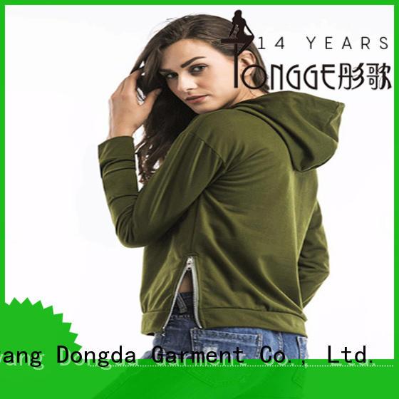 graphic sweatshirts women's from China for ladies Dongda