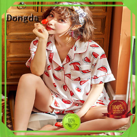 Dongda summer womans pyjamas suppliers for ladies