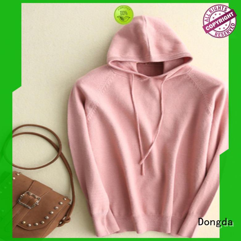 Dongda New ladies hoodies suppliers for international market