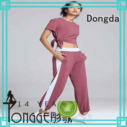 Dongda casual pants womens gym tights manufacturers for pregnancy