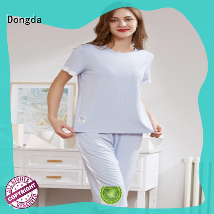 Dongda Wholesale female pajamas for business for sale
