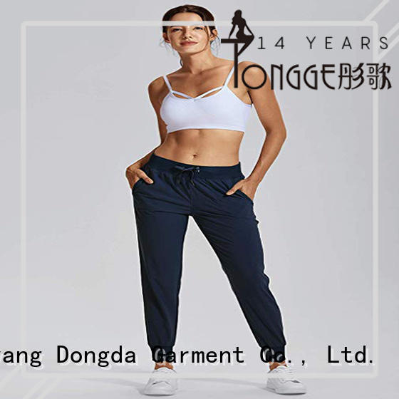 Dongda new arrival gym workout pants modal for pregnancy