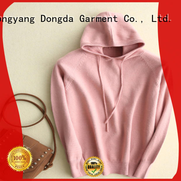 Dongda hooded ladies sweatshirts company for ladies