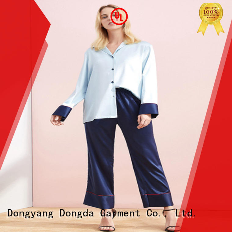 Dongda cartoon women's sleepwear sets supply for sale