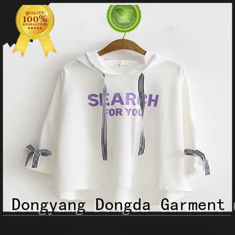 Dongda Top ladies sweatshirts manufacturers for women