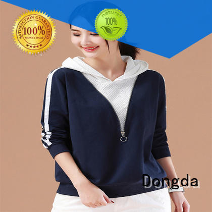 Dongda Custom graphic sweatshirts for sale for women