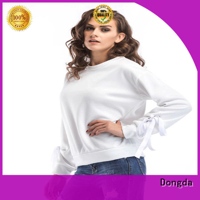 Dongda Latest womens sweatshirts for sale for international market