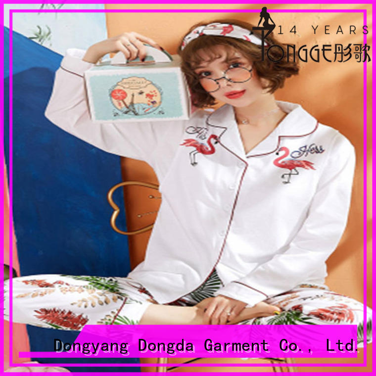 skirt ladies pjs OEM service for sale Dongda