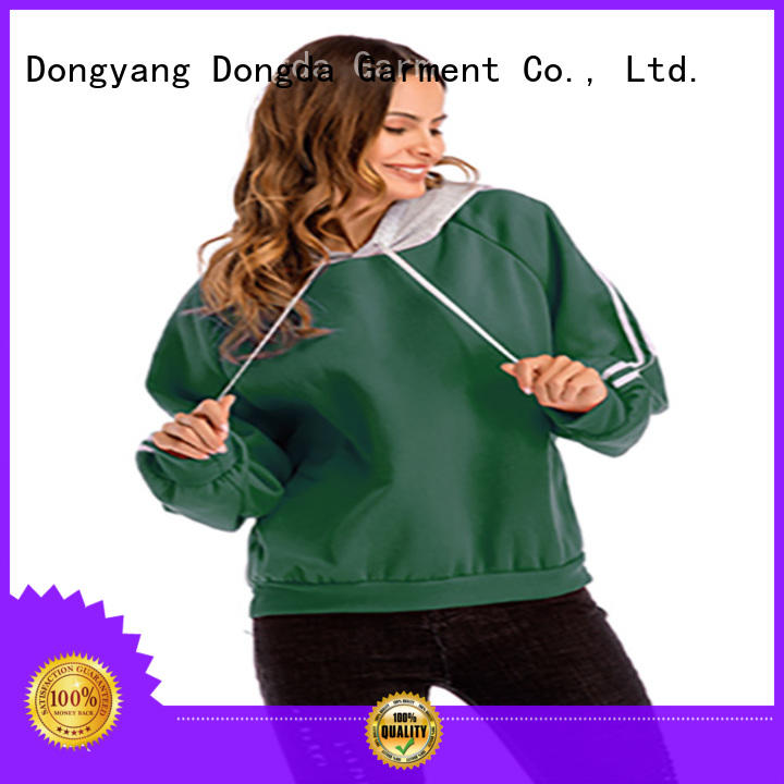 Dongda womens sweatshirts for business for international market