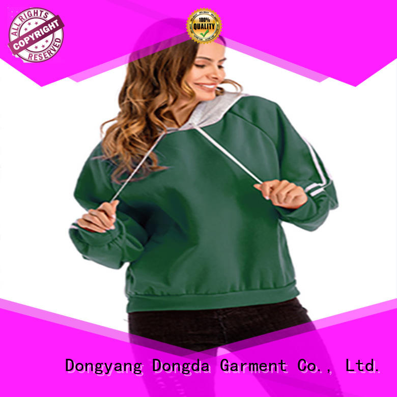Dongda female hoodies for business for ladies