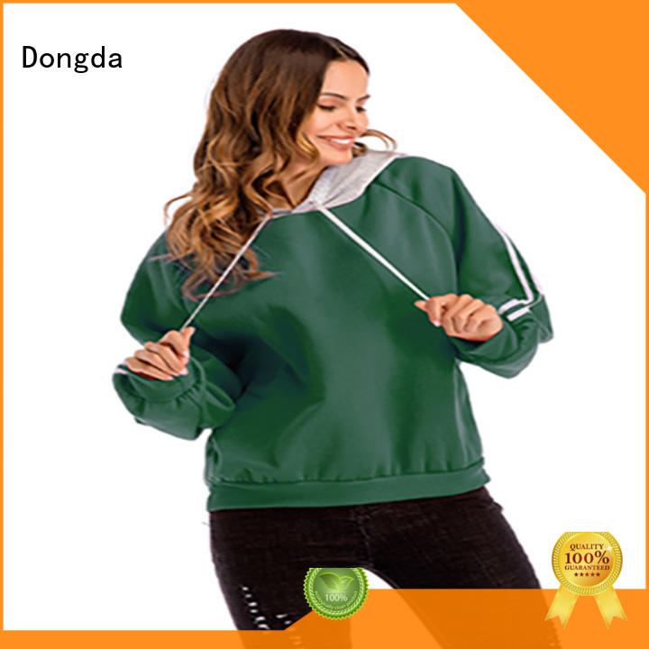 Dongda personality womens sweatshirts suppliers for women