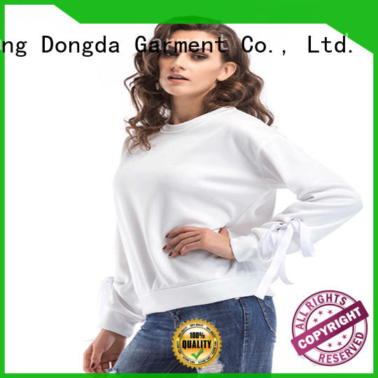 Dongda womens sweatshirts for business for ladies