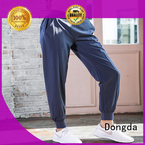 Dongda quick drying exercise leggings company for pear shaped