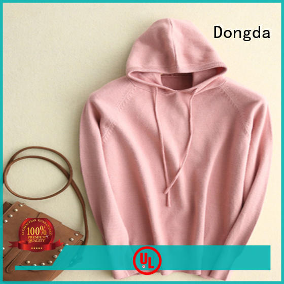 Dongda long sleeved graphic sweatshirts factory for women
