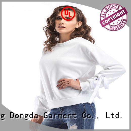 Dongda Custom graphic sweatshirts suppliers for international market