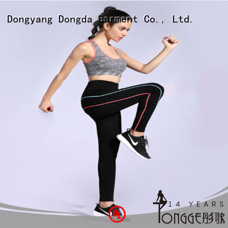 Custom womens workout tights fitness for business for pear shaped