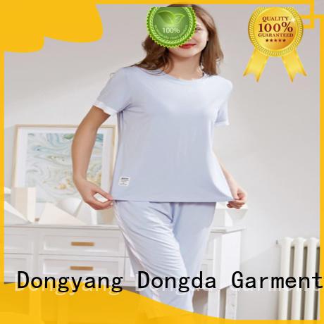 Dongda long sleeve pajama dress suppliers for sale