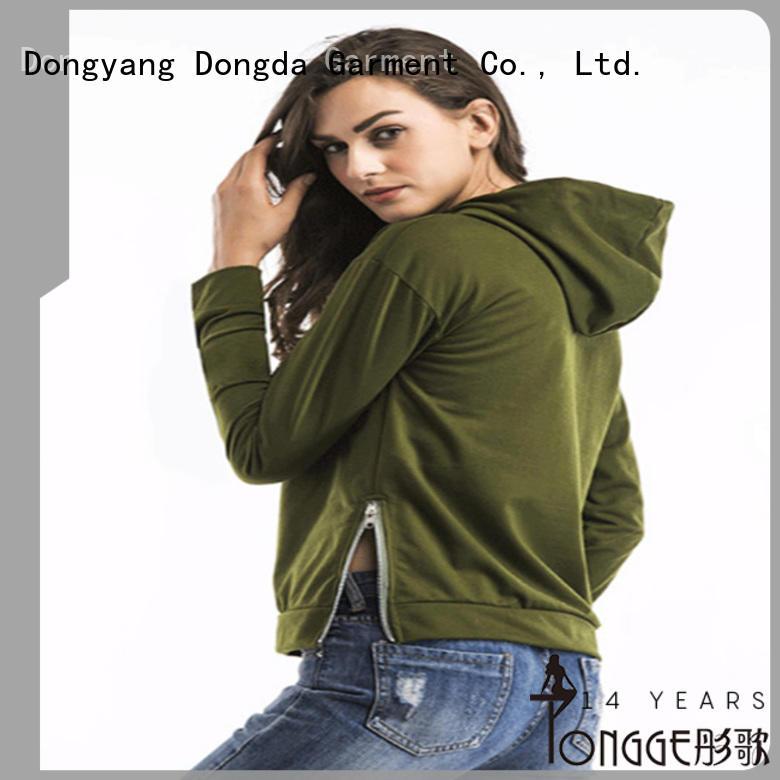 oversized graphic sweatshirts customized for ladies Dongda