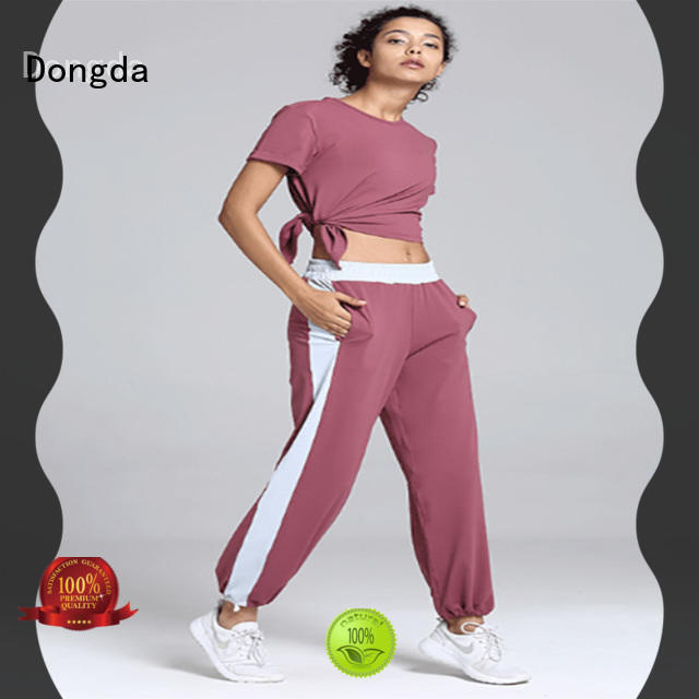 Dongda oversized womens exercise tights suppliers for summer
