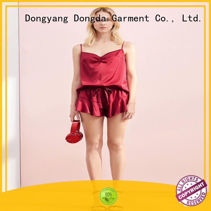 Dongda simple pajama dress supply for sale