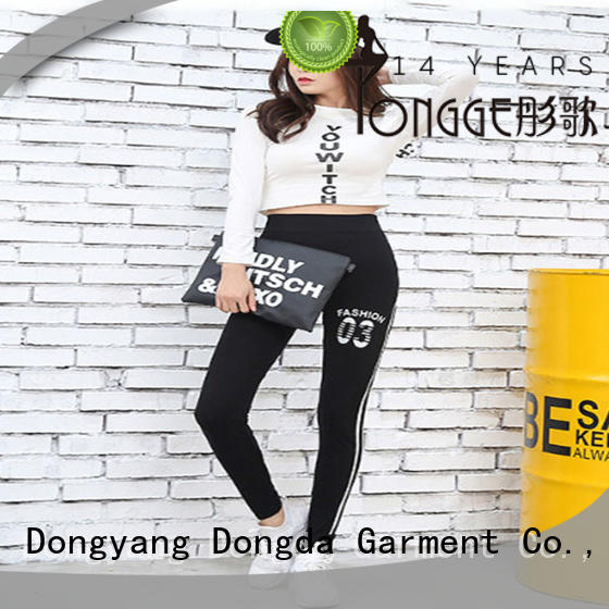 Dongda Latest gym pants supply for pregnancy