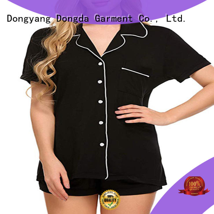 Dongda Top female pajamas factory for sale