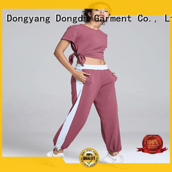 Dongda Wholesale fitness leggings for sale for sweating