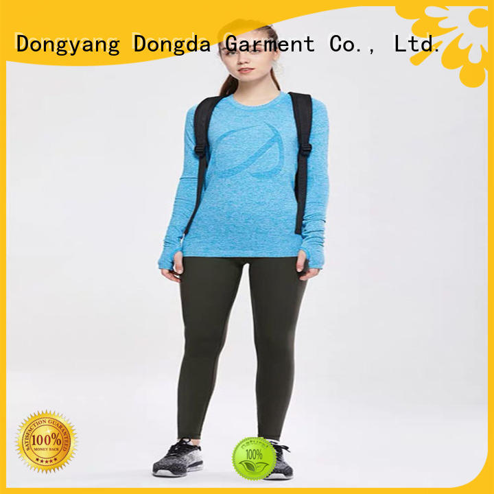 Dongda oversized fitness pants manufacturers for petites