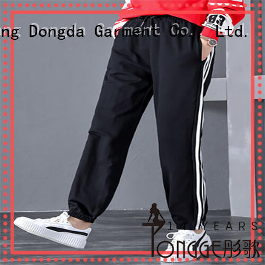 ladies workout pants oversized for summer Dongda