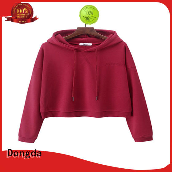 Dongda Wholesale ladies sweatshirts suppliers for international market