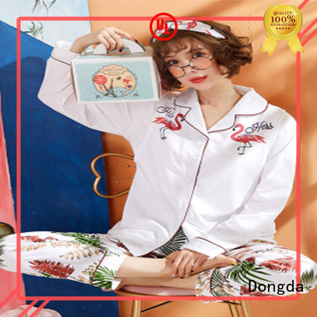 High-quality womans pyjamas silk company for sale