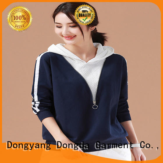 ladies sweatshirts oversize factory for international market