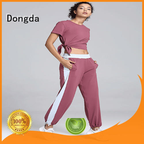 Custom womens fitness pants digital printed supply for women