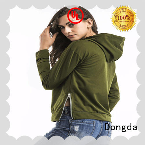 Dongda personality female hoodies factory for women