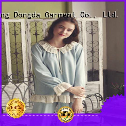 Dongda Latest female pajamas supply for ladies