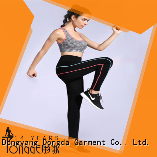 Dongda buy gym yoga pants quick drying for summer