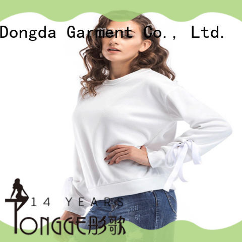 womans hoodies graphic for international market Dongda