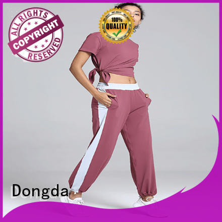 Dongda breathable activewear pants for sale for petites