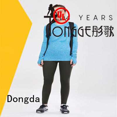 Dongda Custom gym pants for sale for women