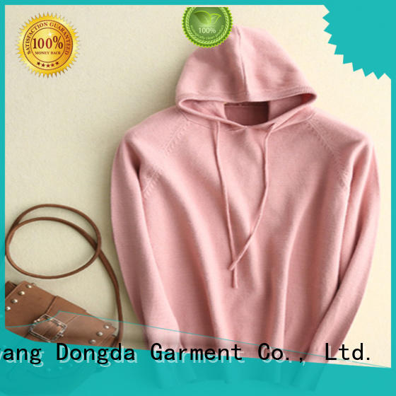 Dongda female hoodies for business for women
