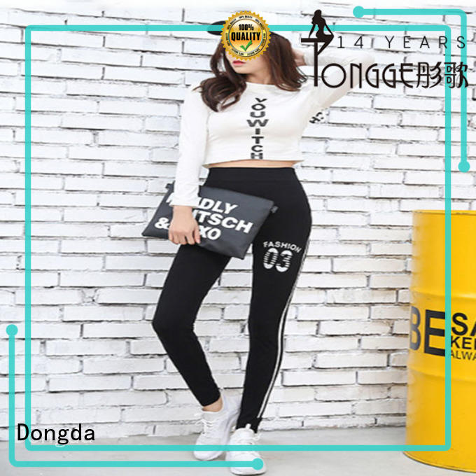 Dongda Best fitness leggings suppliers for pear shaped