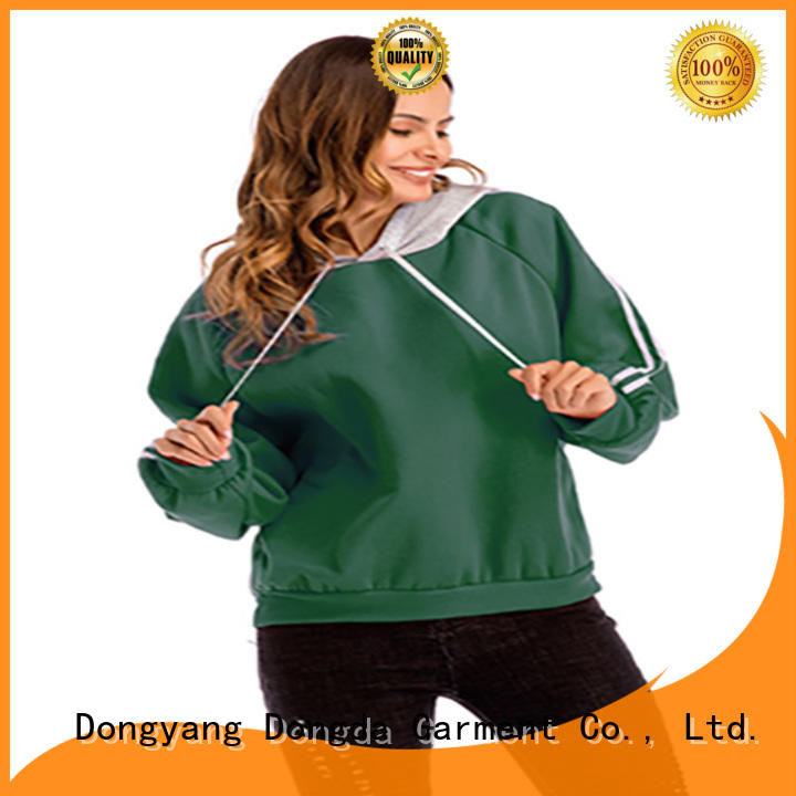Dongda New womens sweatshirts supply for international market