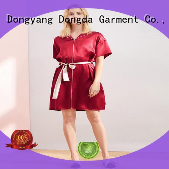 Dongda Custom sleepwear sets for business for sale