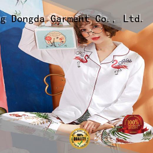 Dongda Best ladies pjs suppliers for women