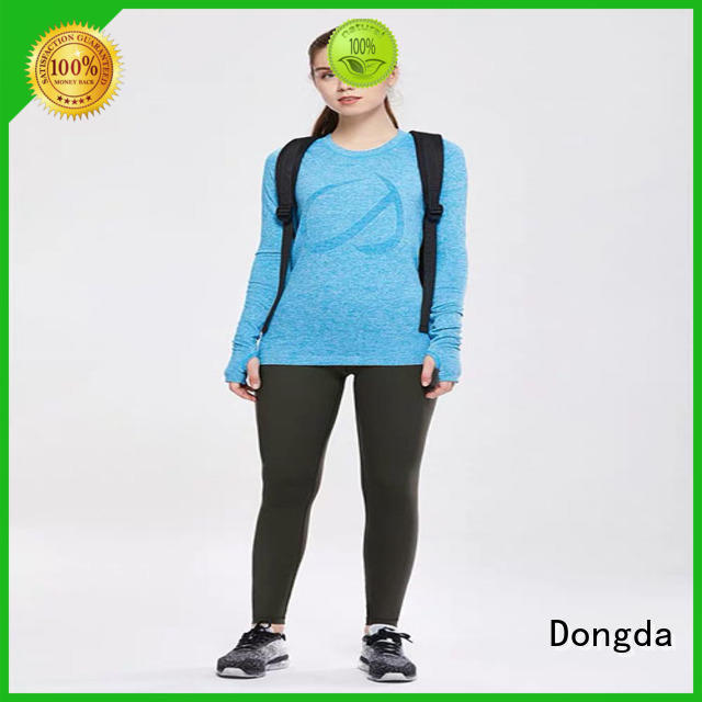 Dongda oversize workout yoga pants supply for sweating